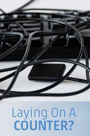 Sensor laying
